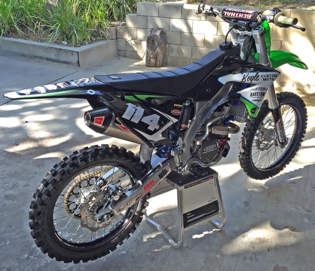 trackbikeR